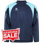Navy Sky Blue Pro Scorpion Drill Top