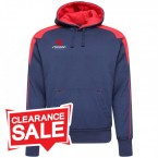 Navy Red Pro Hoodies