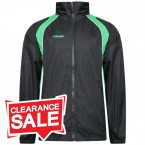 Black Green Scorpion Pro Training Jacket