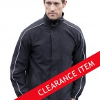 Special Offer Black Track Jacket